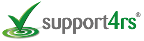 Support4RS Logo